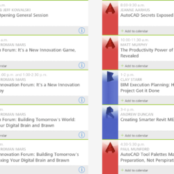 Autodesk University 2015 Wednesday Live-Stream